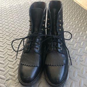 Ariat Combat Boots